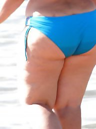 Voyeurs beach ass, Thick, ass, Thick voyeur, Thick thick ass, Thick lady, Thick beach