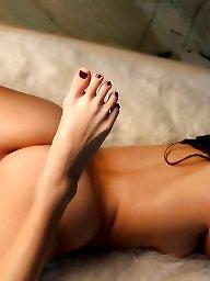 Feet, April