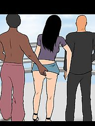 Mature cartoon, Interracial cartoons, Interracial cartoon, Mature cartoons, Interracial, Interracial mature