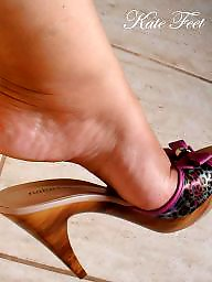 Bbw feet, Latin bbw, Amateur feet, Feet, Kate