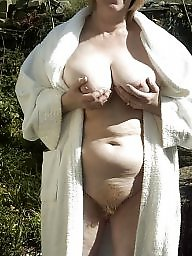 The gardener, Nudes matures, Nudes mature, Nude matures, Nude mature, Mature in the garden