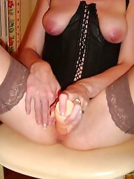 Wide open, Spreading, Gaping, Open pussy