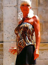 Tina t, Public ladys, Public lady, Public blonde, Miss m, Miss d d