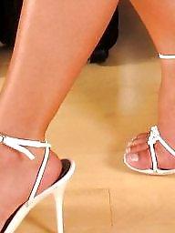 Heels, High heels, Femdom, Feet