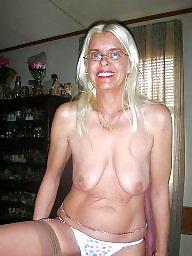 Granny, Granny amateur, Blonde granny, Granny tits