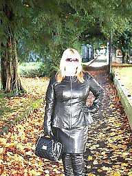 Bbw leather, Mature leather, Boots, Bbw boots, Leather, Mature boots