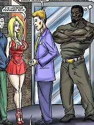 Interracial cartoon, Comics, Milf cartoon, Cartoons, Cartoon, Interracial