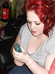 Amateur dildo, Chavs, Party, Sucking, Summer, Chav slag