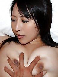 일본미녀, 일본가슴