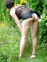 Mature outdoor, Mature shower, Outdoor mature, Amateur mature, Walking