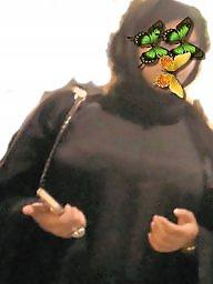 Hijab, Nipples, Hijab porn, Candid