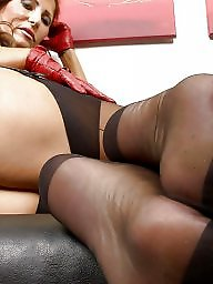 Milf feet, Mature feet, Nylon feet, Feet, Mature stockings, Mature nylons