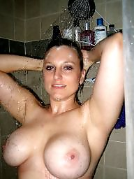 Hairy mature, Shaved, Shaving