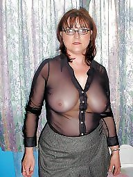 Mature stockings, Grannies, Granny, Granny stockings, Granny boobs