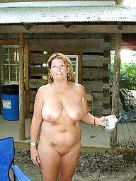 Nudity, Outdoor, Amateur milf, Outdoors