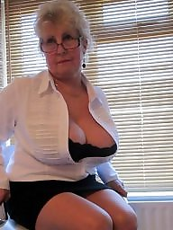 Granny boobs, Lingerie, Grannys, Bbw granny