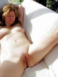 Wide, Wide open, Mature amateur, Open, Flashing, Amateur mature