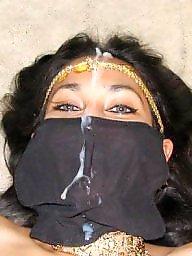 Hijab, Arab