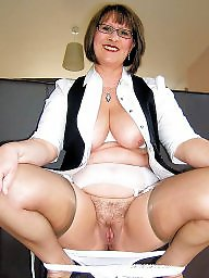 tits women Amateur mature saggy