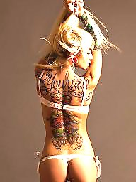Women ass, Inks, Inked amateurs, Inked, Ink, Amateur ink