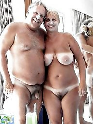 Couples, Couple, Nude, Mature couple