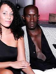 Interracial, Ups