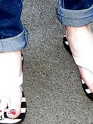 Williams,, Williams, William, Redheads feet, Redheads celebrity, Redhead feet
