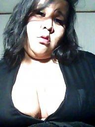 Cleavage, Bbw latin, Latin bbw boobs, Bbw cleavage