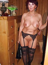 Mature stockings, Moms, Aunt, Mature lingerie, Mom