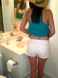 Milf panties, White panties, Panties, Shorts