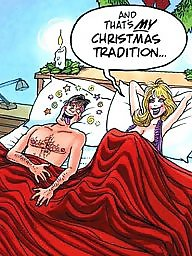 Cartoon, Christmas
