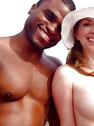Interracial, Public interracial, Public, Public nudity, Black women