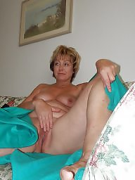 Amateur, Mother, Mature