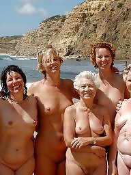 Granny beach, Mature outdoor, Mature beach, Beach granny, Beach, Grannys