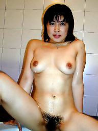 Asian hairy, Japanese, Fat, Hairy asian