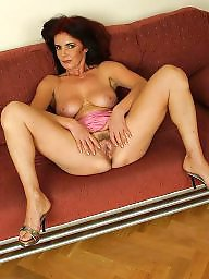 Mature stocking, Cougar, Mature stockings, Cougars