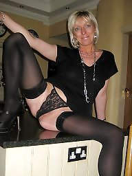 Mature, Mature stockings, Amateur mature, Wives, Stockings, Stocking