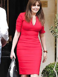 Celebrity, Celebrities, Carol vorderman, Carol