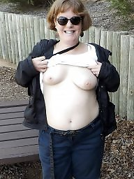 Tits out, Tits flash amateur, Tit in, Out flashing, In&out, In tits