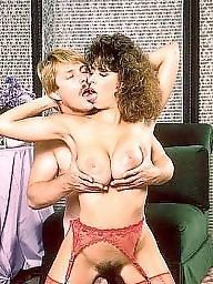 Christy canyon, Vintage big boobs, Hairy vintage, Vintage