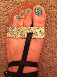 Toes toes, Toes, Sandals amateur, Exotics, Exotic amateur, Exotic