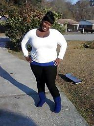 미국 소녀, 흑인 미소녀