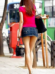 Short skirts, Short shorts, Denim, Jeans, Skirt, Upskirt