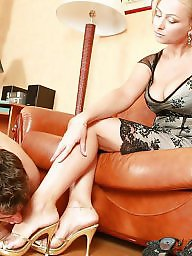 Queening, Queen p, Stockings femdom, Mary 2, Marie-t, Marie