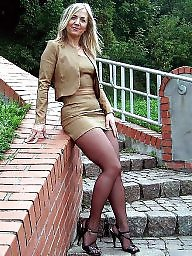 Mature dressed, Mature dress, Dress, Dressed, Amateur mature