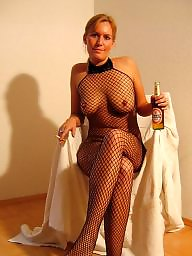 Stockings blonde, Stocking all 4, Stocking all 1, Netted, Nets, Net stocking