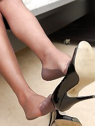 Feet, Pantyhose, Stockings