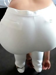 Candid ass, Jeans, Jeans ass, Big booty, Big white ass, Candid booty