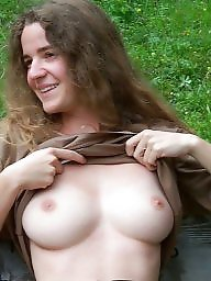 Flashing, Amateur mature