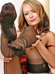 Femdom, Feet, Lingerie